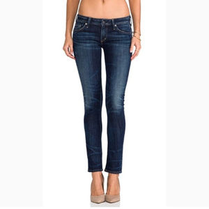 Citizens Of Humanity Racer Skinny Size 25